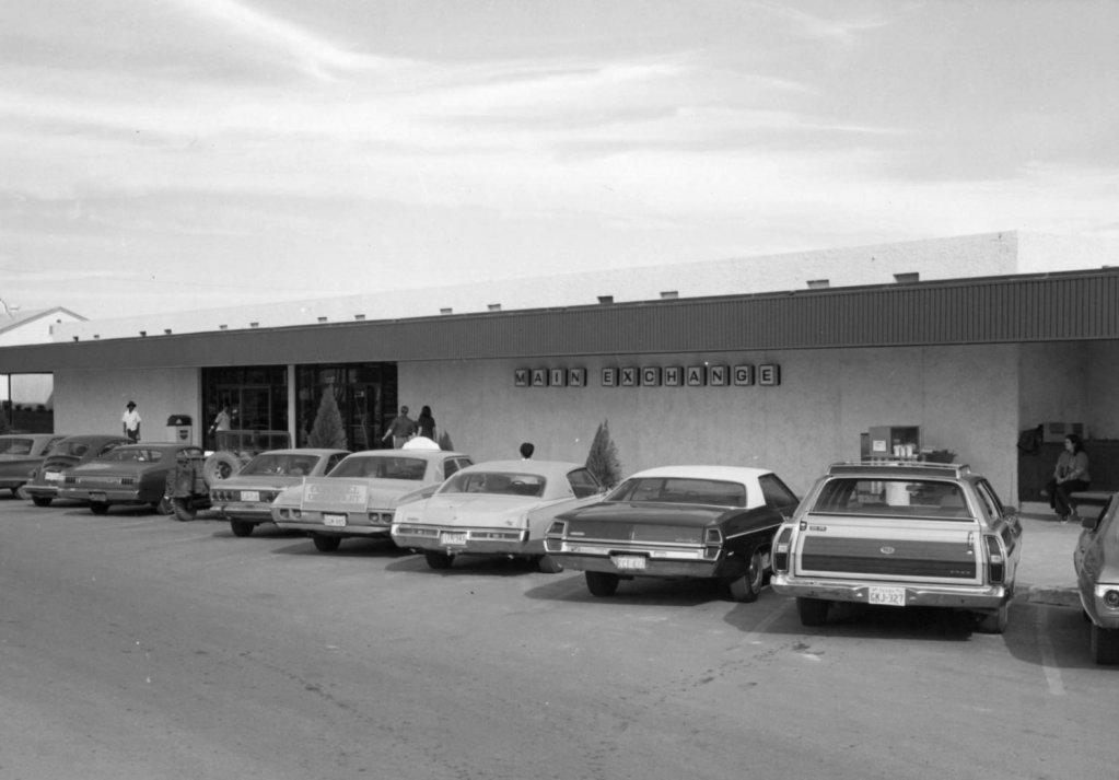 Fort Hood Clear Creek Exchange, 1977