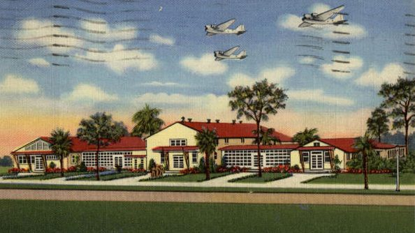 MacDill Army Airfield, now known as MacDill AFB, Fla.