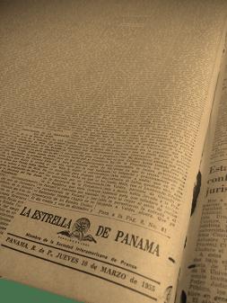La Estrella de Panamá publicó entre 1955 y 1957 cientos de páginas de los expedientes y testimonios del crimen
