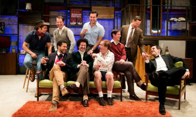 Boys in the Band transfers to West End for two weeks only