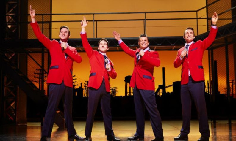 Jersey Boys closes after nine years in West End, 26 Mar