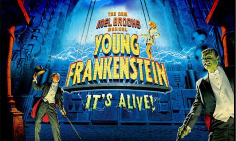 Mel Brooks' Young Frankenstein due for West End in autumn 2017