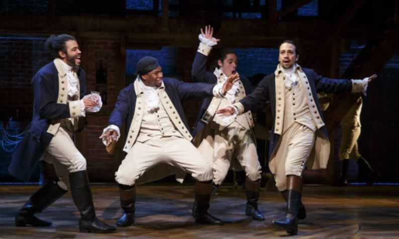 Tickets for West End Hamilton go onsale in January