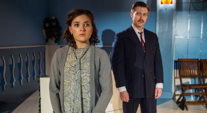 Review   The Lady With a Dog   White Bear Theatre   thespyinthestalls
