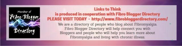 Links To Think #005 Fibromyalgia Edition