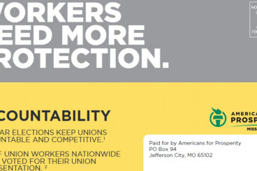 Koch brothers-funded Americans for Prosperity starts ad campaign...