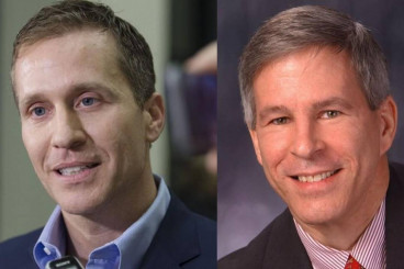 Missouri Gov. Greitens` nonprofit attacks St. Joseph senator, a...