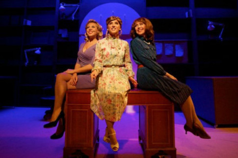 9 TO 5 THE MUSICAL - Upstairs at the Gatehouse ★★★★★