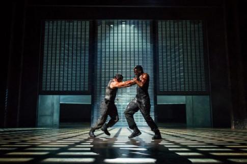 CORIOLANUS - Barbican Theatre (RSC)
