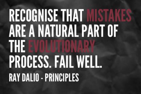 Ray Dalio`s Principles