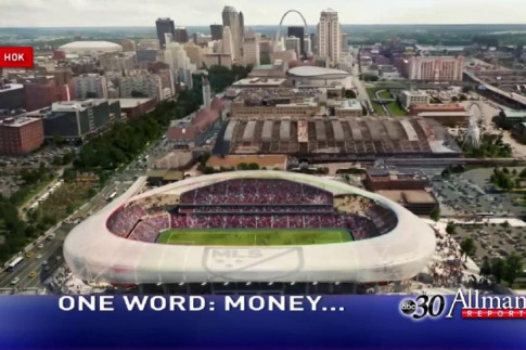 Is a Soccer Stadium Worth the Money for St. Louis?