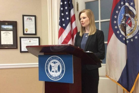 Missouri Auditor Nicole Galloway issues a subpoena