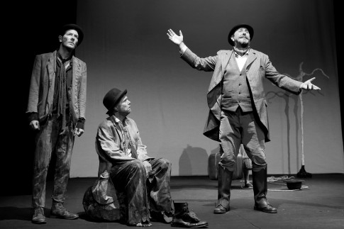 WAITING FOR GODOT - West End