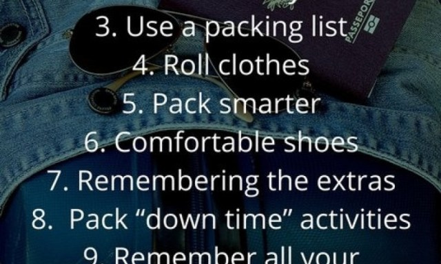 10 Packing Tips for People Fibromyalgia | Chronic Pain