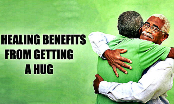 9 Healing Benefits We Get From A Hug And 5 Ways To Get One Every Day