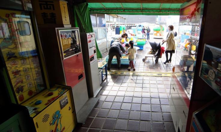 An Unlikely Origin Of Japanese Arcades