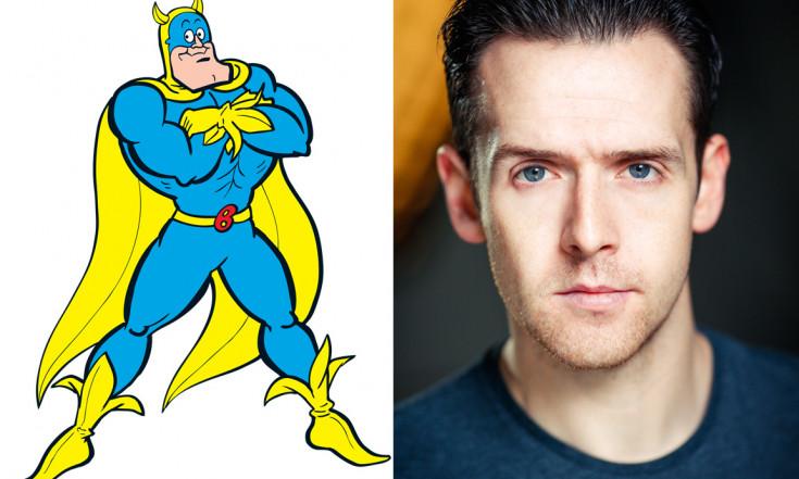 Matthew McKenna takes title role in Beano`s Bananaman musical