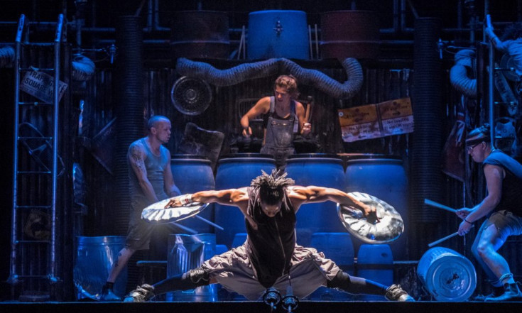 Stomp posts closing notices after 15 years in West End