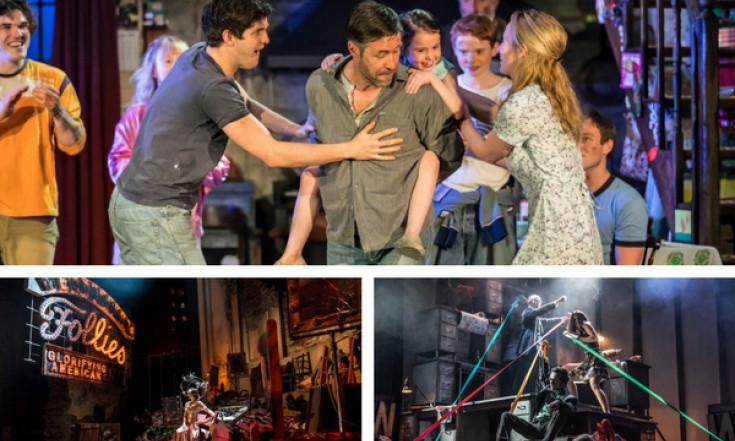 The Ferryman, Follies & Ink dominate 2017 Evening Standard Awards shortlists