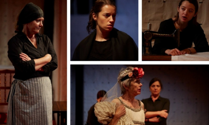 First look at Spanish Theatre Company`s The House of Bernarda Alba