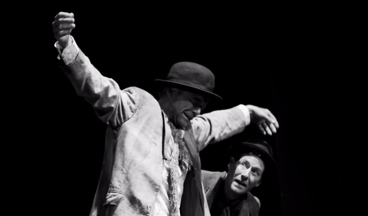 WAITING FOR GODOT, ARTS THEATRE, ★★★★☆