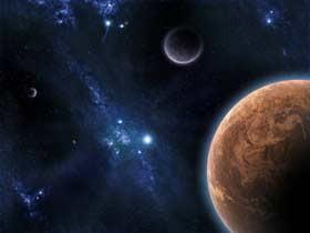Universul pare mult prea mare pentru om. Lumina însă ne apropie până şi de zonele lui cele mai îndepărtate