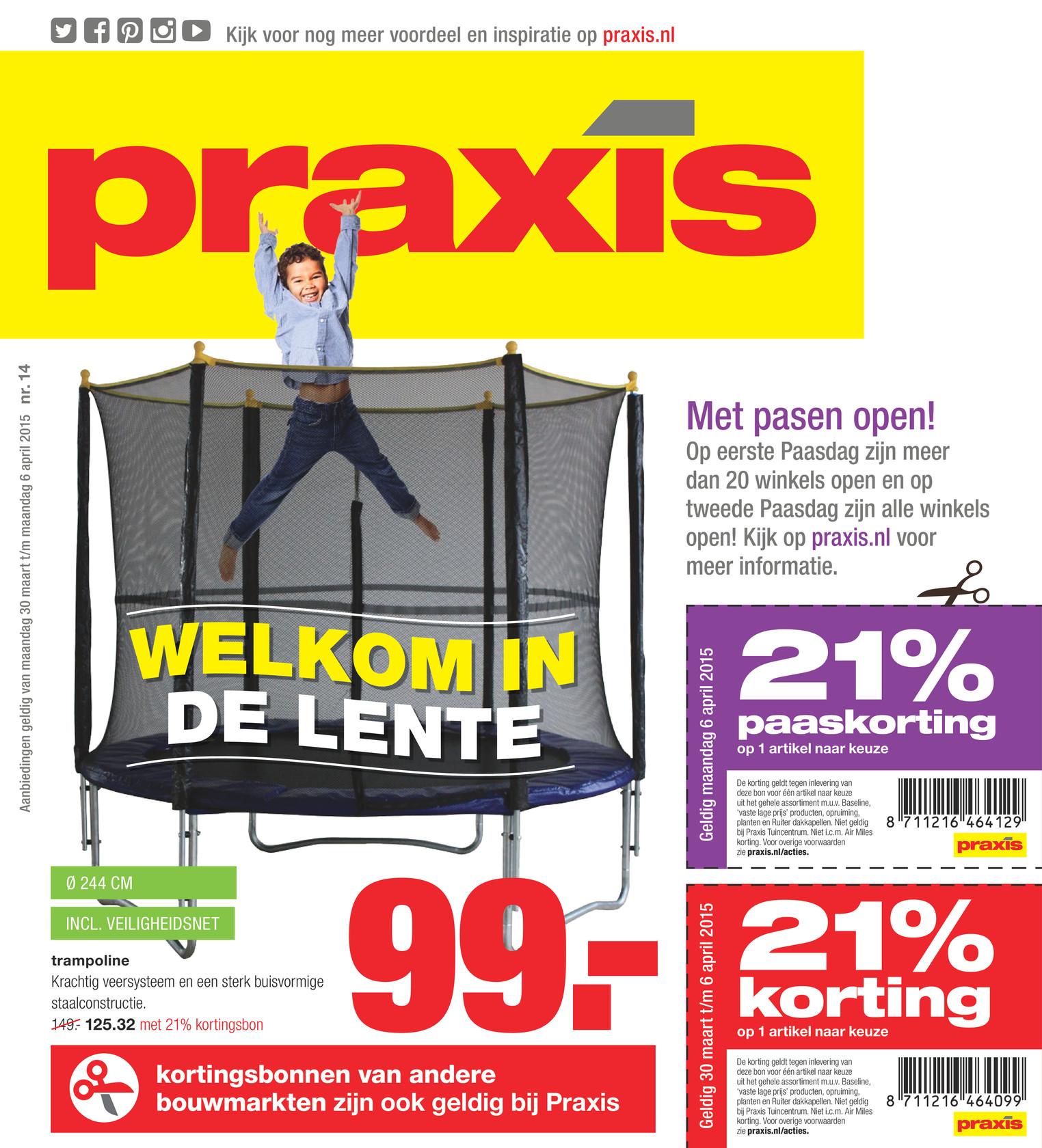 Folder Praxis Tuincentrum
