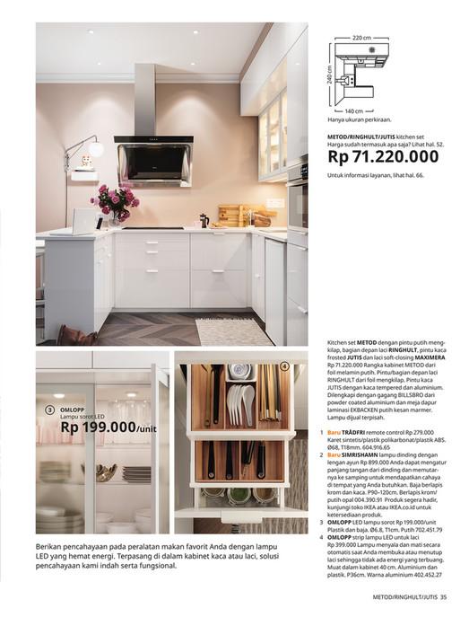 Harga Kitchen Set Ikea : harga, kitchen, Dapur, Halaman