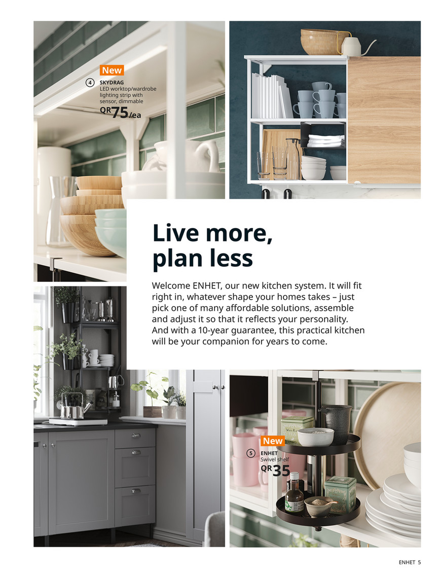Adjusting Ikea Drawers : adjusting, drawers, Kitchens, Brochure