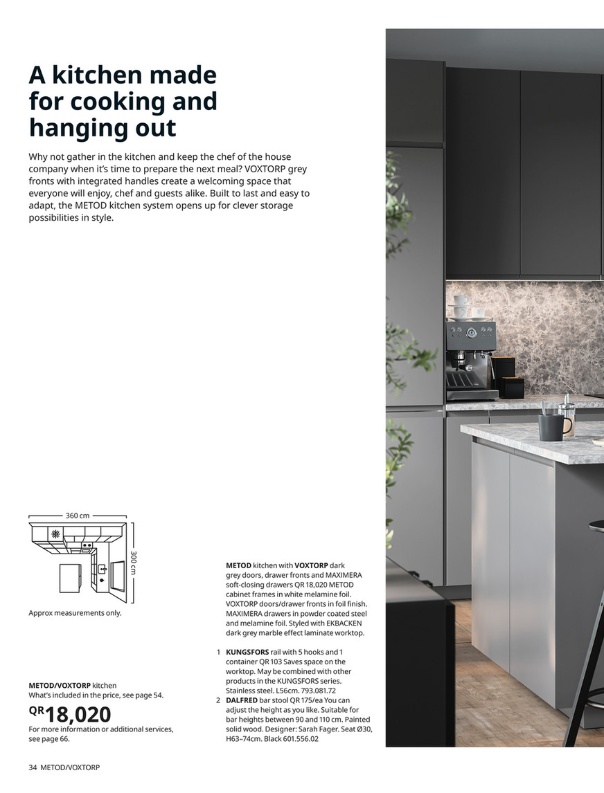 Adjusting Ikea Drawers : adjusting, drawers, Kitchens, Brochure, 36-37