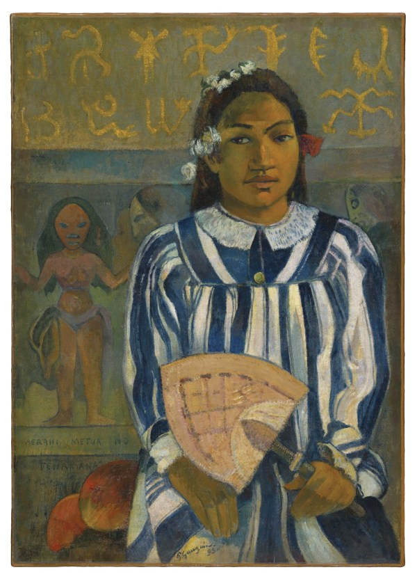 Gauguin Signatures
