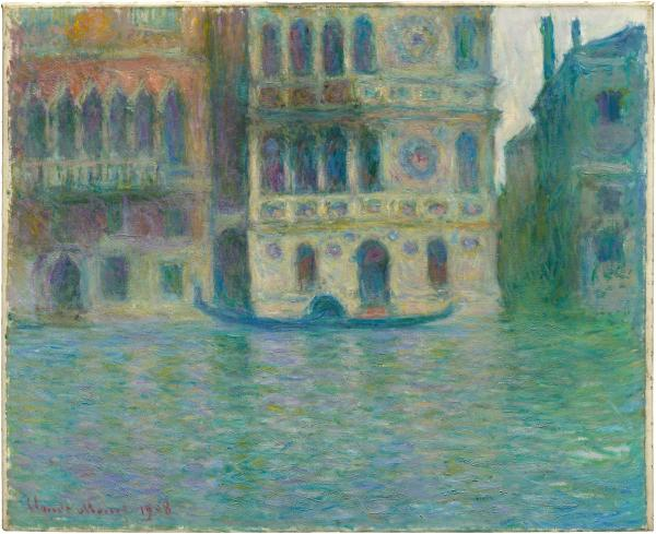Drawings and Paintings at the Art Institute of Chicago Monet