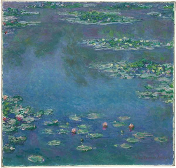 Monet Signature Page