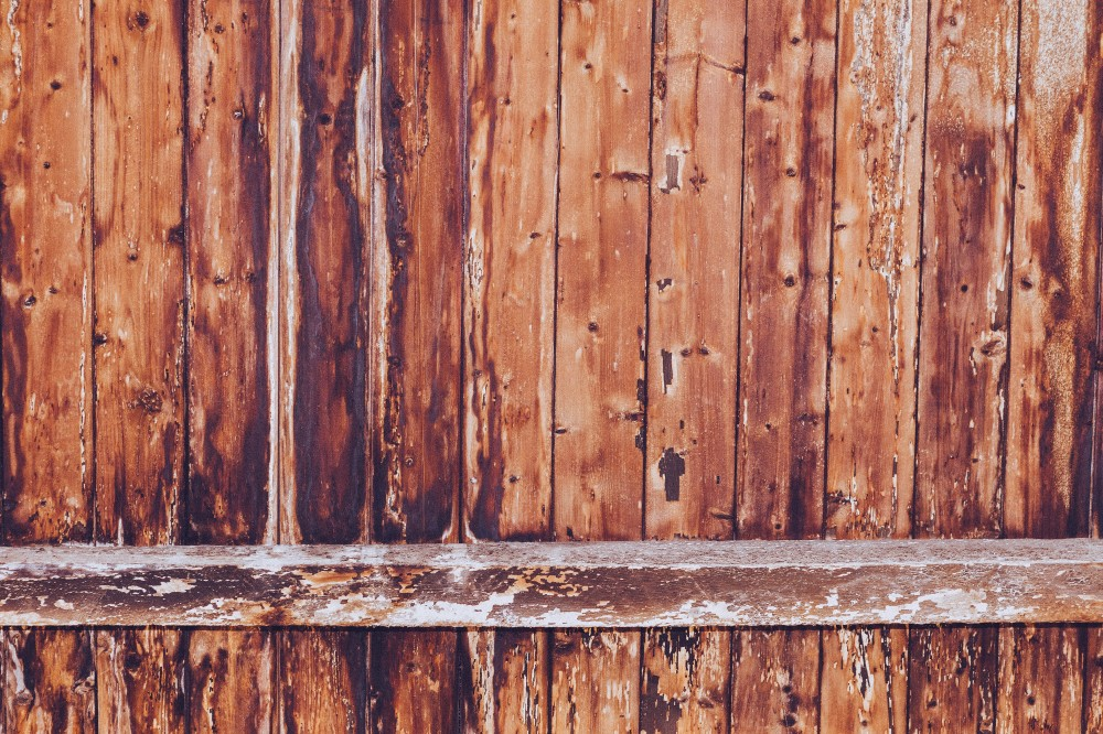 Rustic Brown Wood Background - Public Domain Images - Free Stock Photos