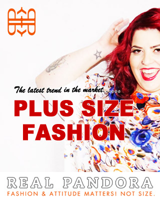 Real Pandora - Plus Sizes