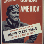 Combat America with Clark Gable