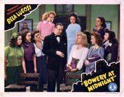 Bowery at Midnight, 1942 movie with Bela Lugosi