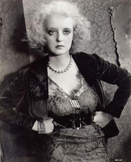 Of Human Bondage (1934), with Bette Davis