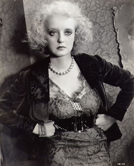 Of Human Bondage (1934), with Bette Davis