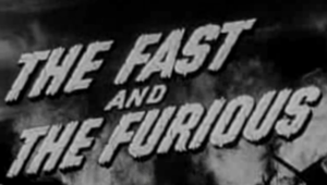 The Fast and the Furious, 1955 film with John Ireland and Dorothy Malone