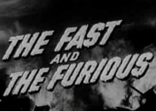 The Fast and the Furious (1955 film)