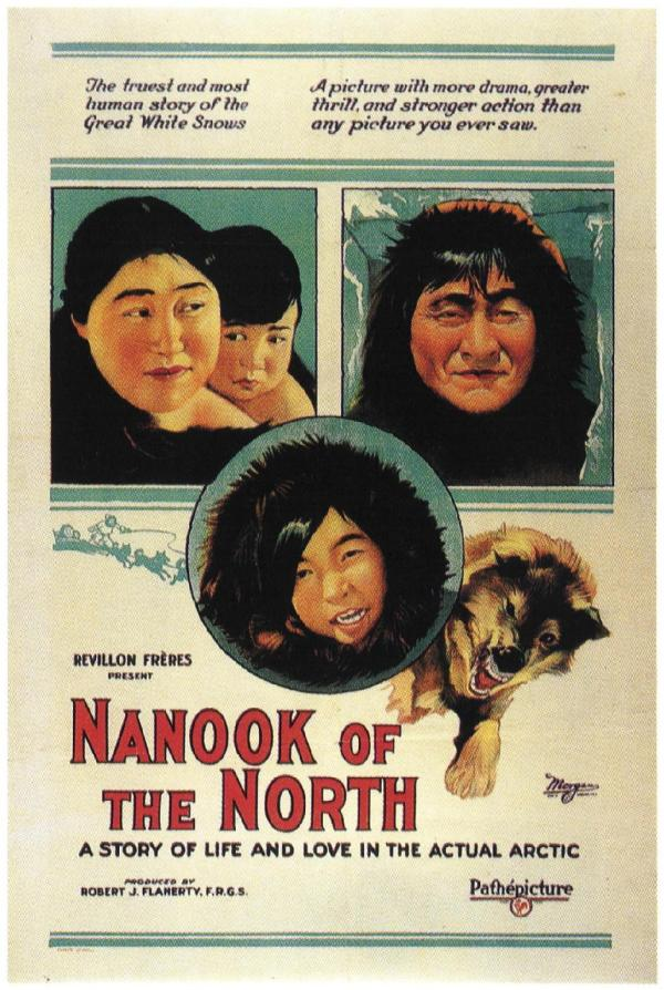Nanook of the North, 1922