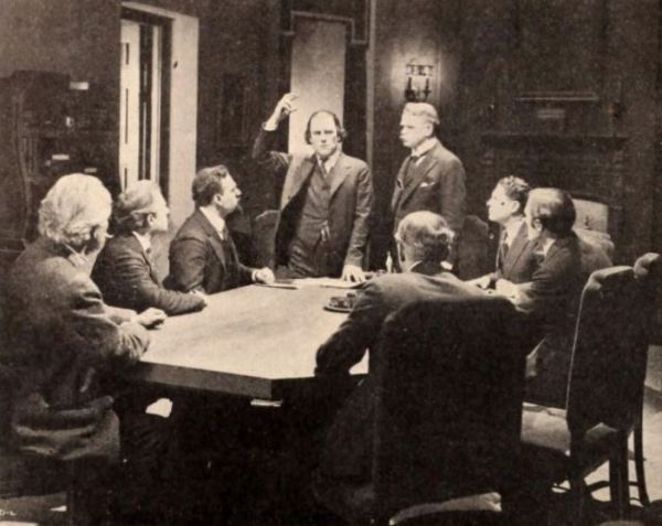 The Ace of Hearts, 1921 film starring Lon Chaney