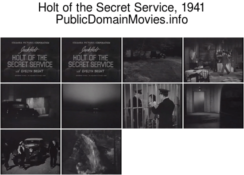 Holt of the Secret Service, 1941 (serial) Chapter 1: Chaotic Greek