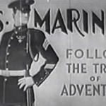 The Fighting Marines, 1935 (serial) Chapter 1: Human Targets