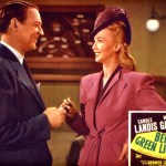 Behind Green Lights, 1946 starring Carole Landis