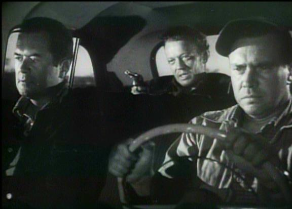 The Hitch-Hiker, 1953 film noir directed by Ida Lupino