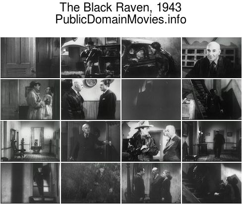 The Black Raven, 1943