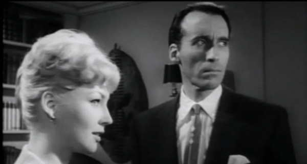 The City of the Dead, 1960 film starring Christopher Lee