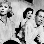 Beat the Devil, 1953 directed by John Huston, and starred Humphrey Bogart and Gina Lollobrigida